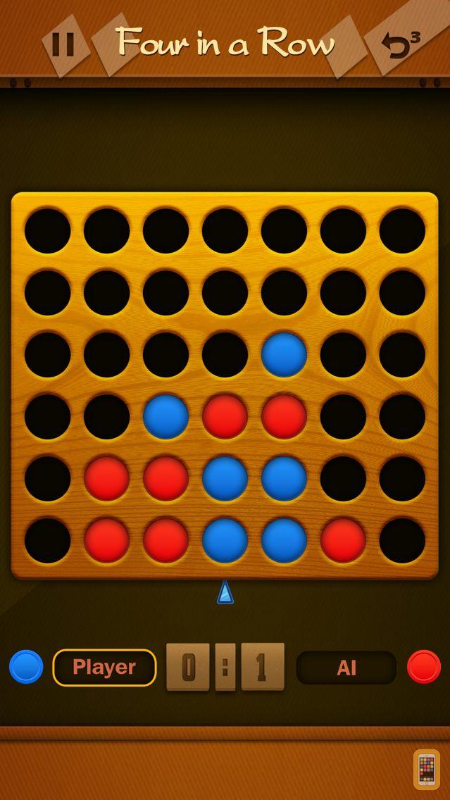 Screenshot - Four in a Row - Pro