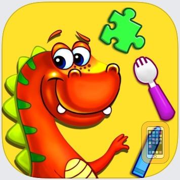 Dino Fun - Kids Dinosaur Games by Avocado Mobile Inc (Universal)