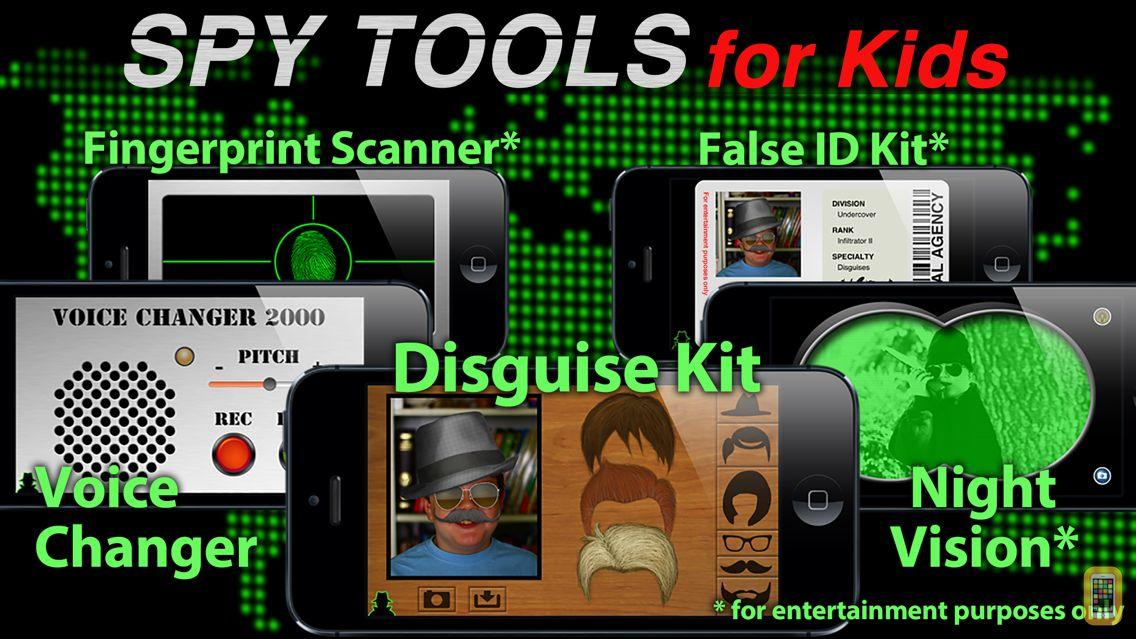 Screenshot - Spy Tools for Kids