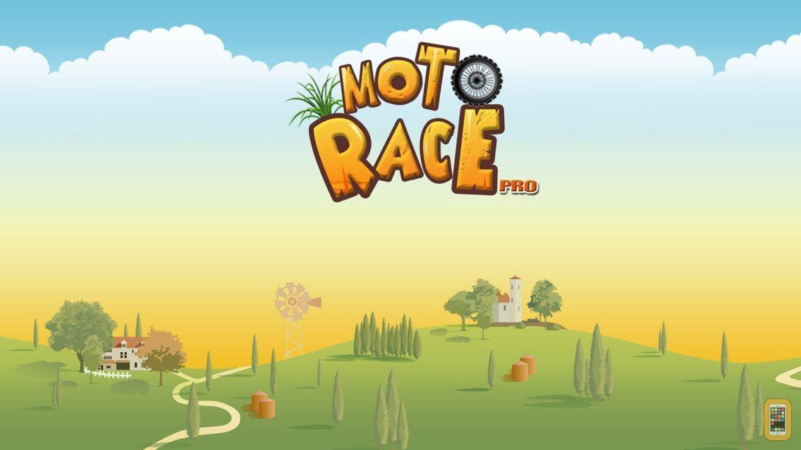 Screenshot - Moto Race Pro