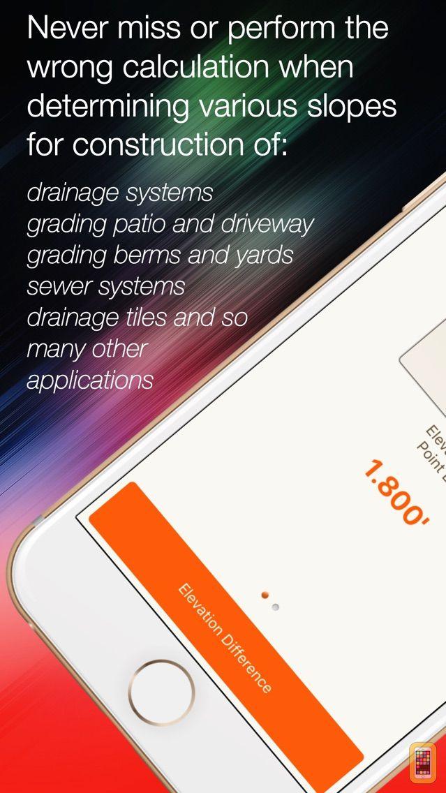 Screenshot - Slope Calculator