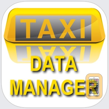 Taxi Data Manager - Driver App by SB Apps (Universal)