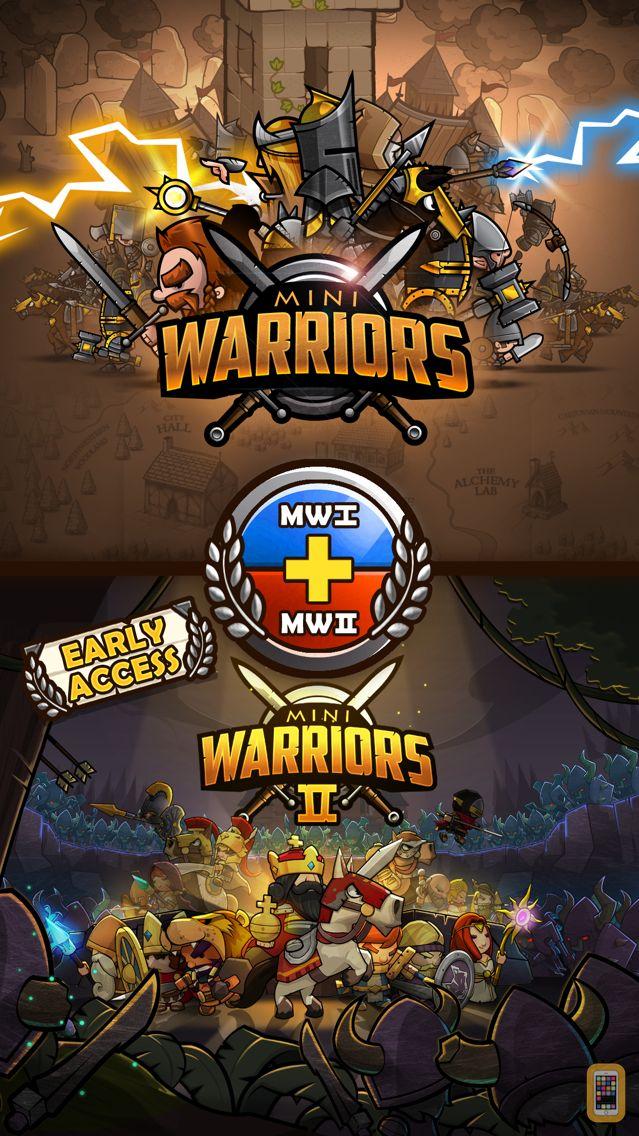 Screenshot - Mini Warriors
