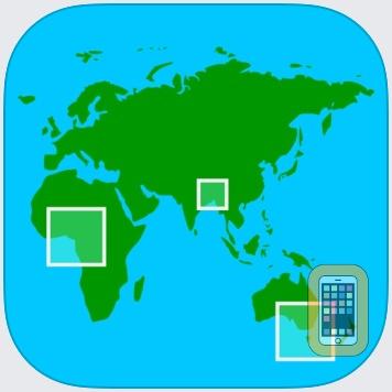 Maps n Trax - Offline Maps, GPS Tracks & Waypoints by Rocket Splash Games (Universal)