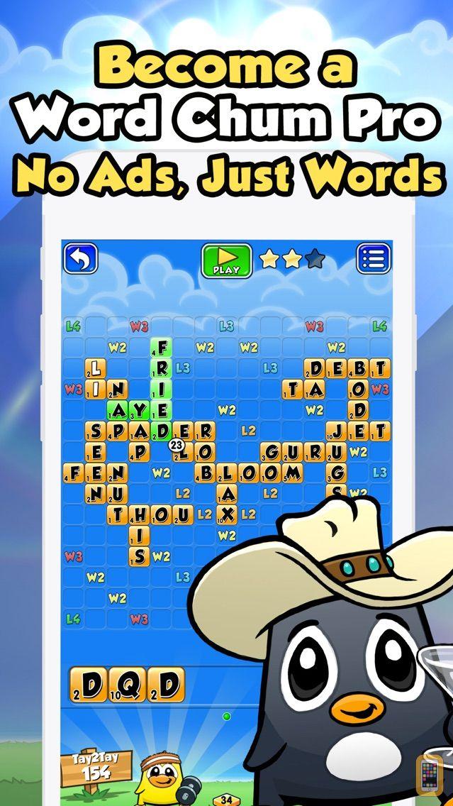 Screenshot - Word Chums