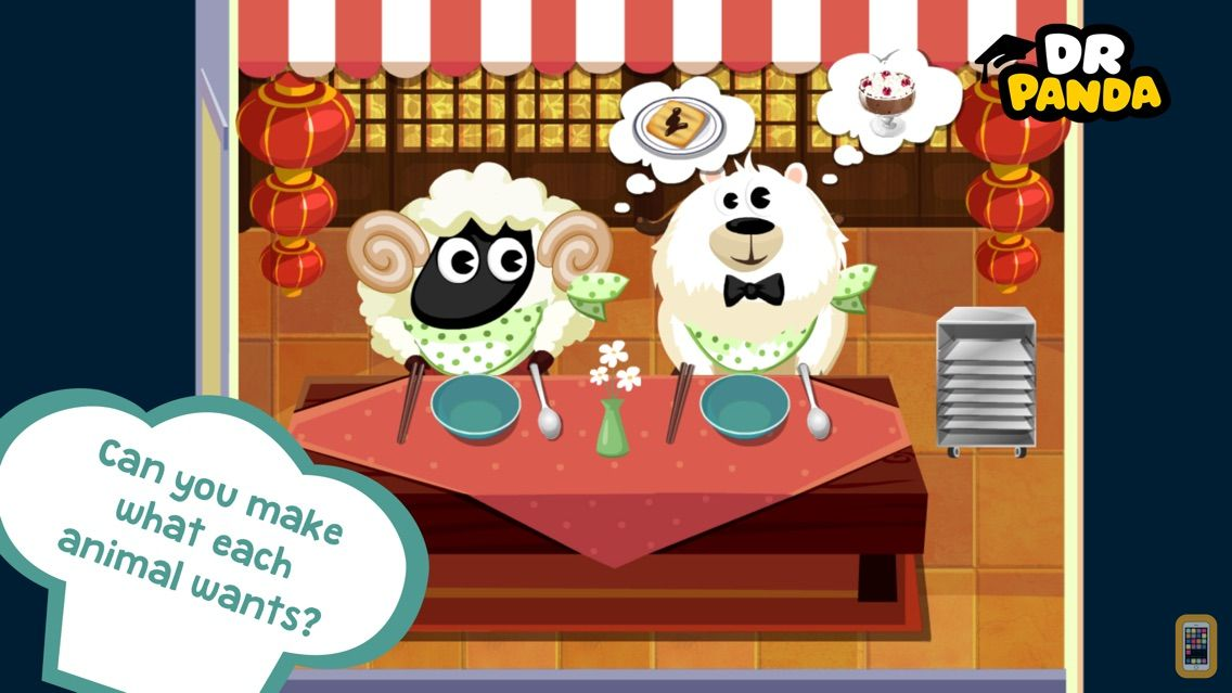 Screenshot - Dr. Panda's Restaurant