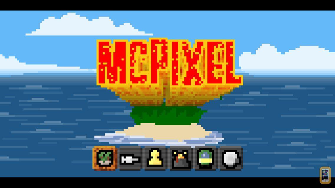 Screenshot - McPixel