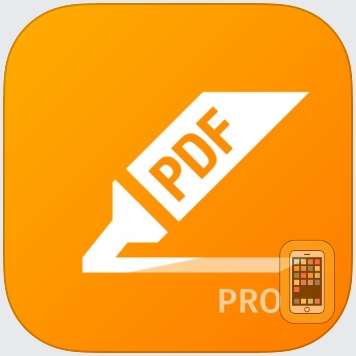 PDF Max 5 Pro - Fill forms, edit & annotate PDFs, sign documents by Mobeera (Universal)