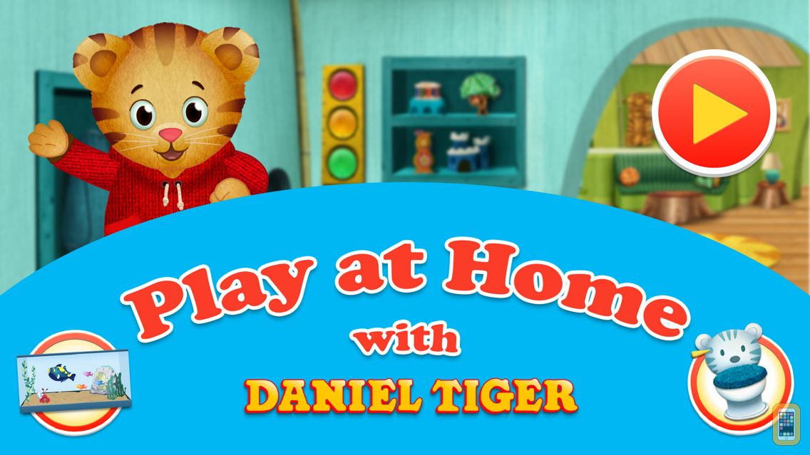 Screenshot - Daniel Tiger's Play at Home