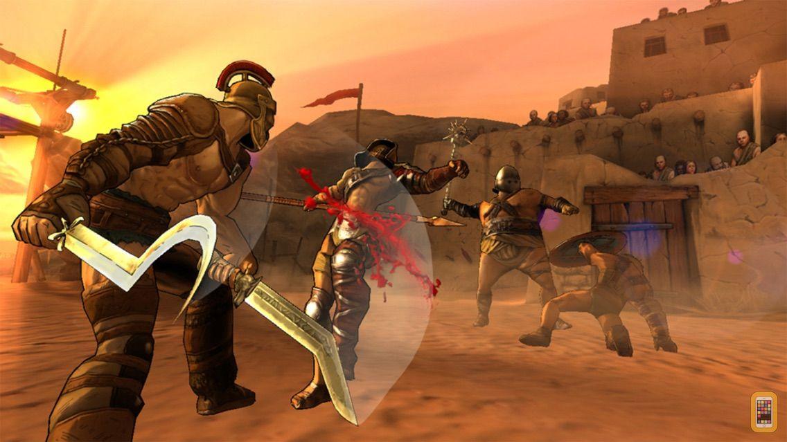 Screenshot - I, Gladiator