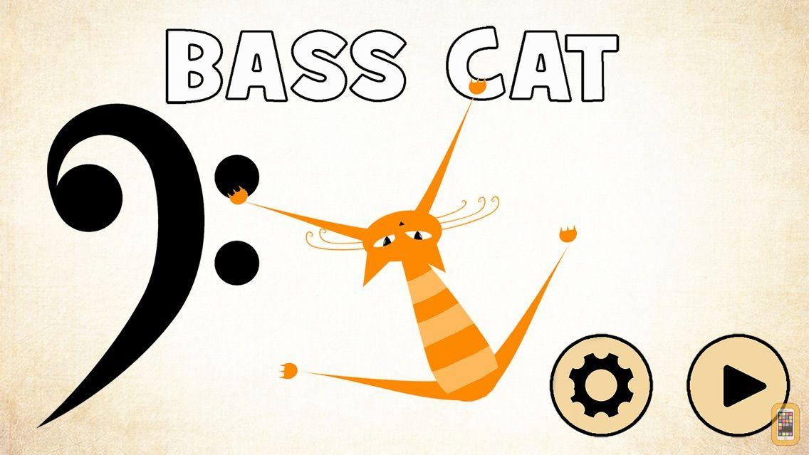 Screenshot - Bass Cat - Read Music