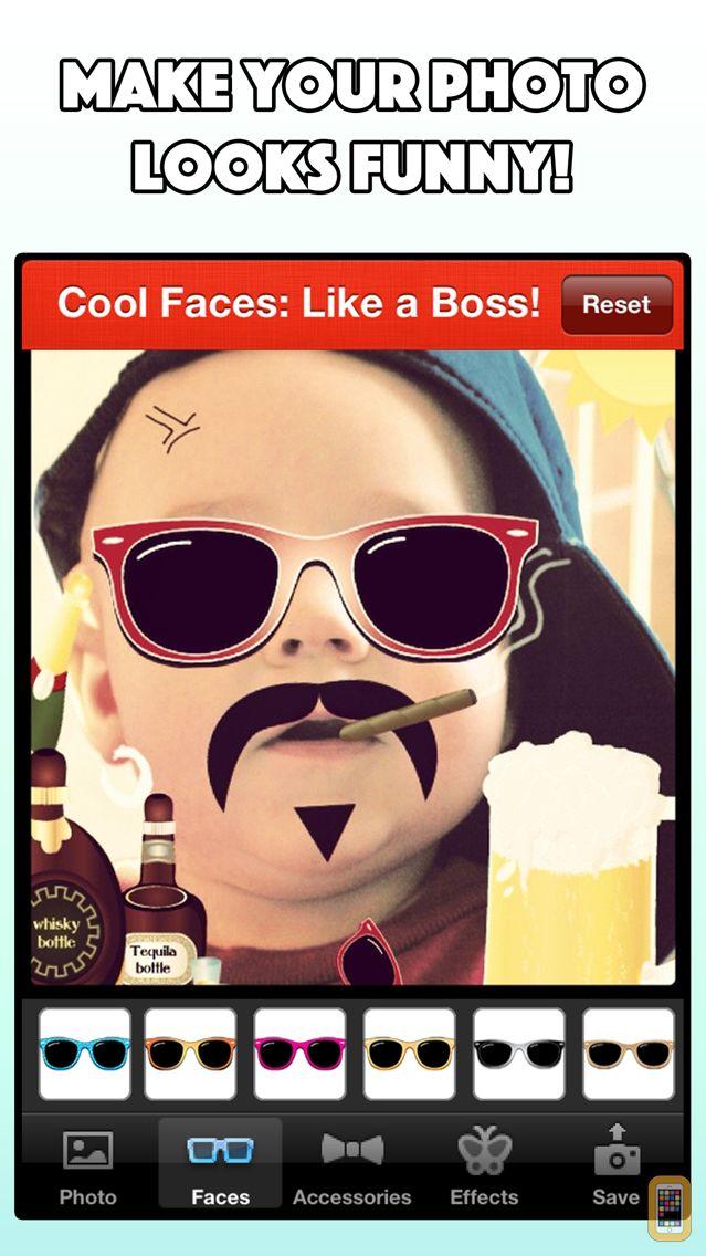 Screenshot - CoolFaces: Like a boss!