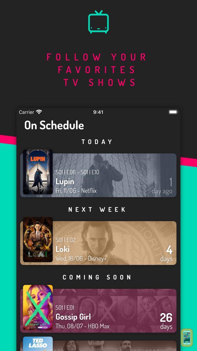 Screenshot - TV Files