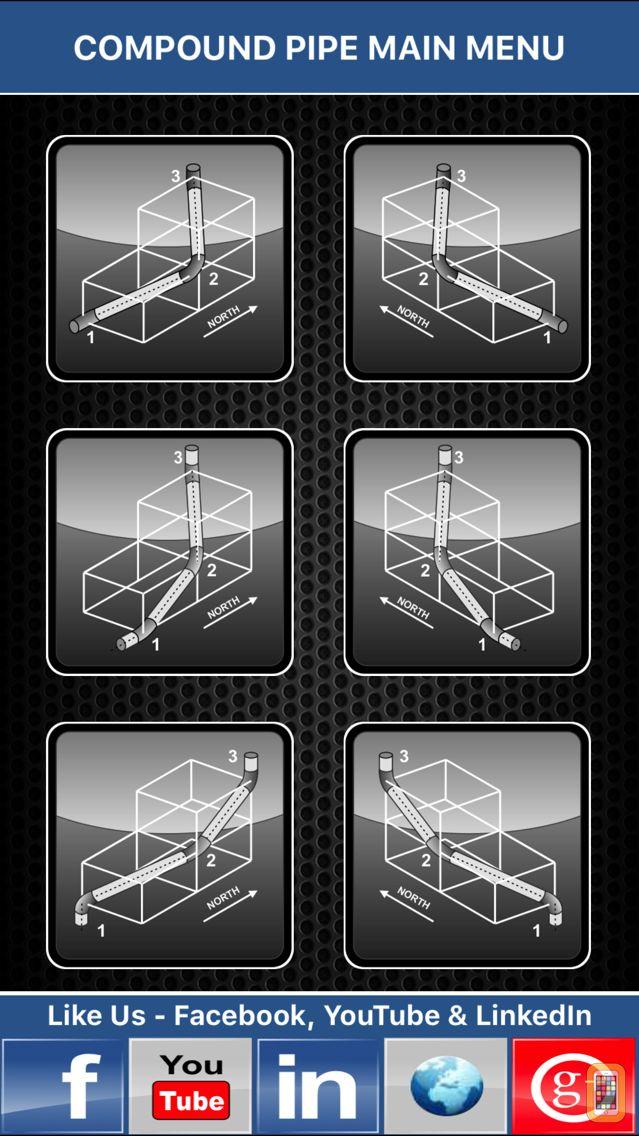 Screenshot - Compound Offset Calculator