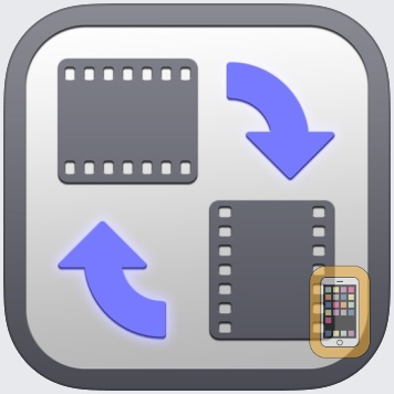 Video Rotate & Flip - HD by Francis Bonnin (Universal)