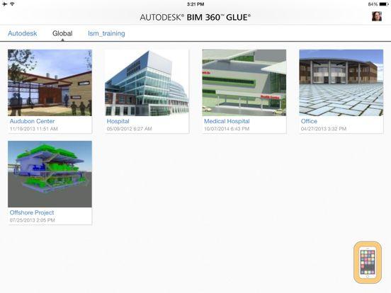 Screenshot - Autodesk® BIM 360 Glue