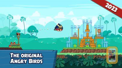 Screenshot - Angry Birds Friends