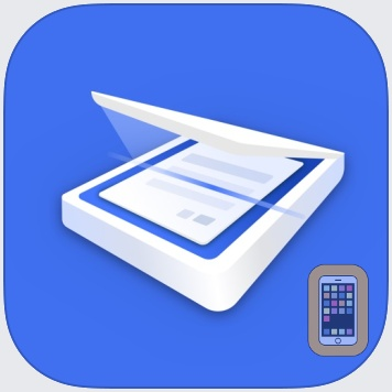 Tiny Scanner+ - PDF scanner to scan document, receipt & fax by Appxy (Universal)