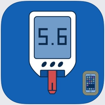 Glucose Companion Pro for iPad by Maxwell Software (iPad)