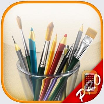 MyBrushes Pro: Paint and Draw by effectmatrix (iPad)