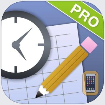 Timesheet PRO - Hours Tracker by ChuChu Train Productions (Universal)