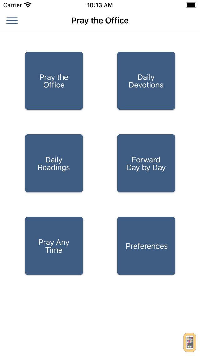 Screenshot - Forward Day by Day