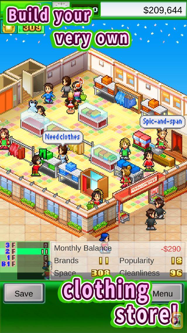 Screenshot - Pocket Clothier