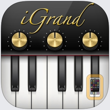 iGrand Piano for iPad by IK Multimedia (iPad)