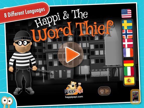 Screenshot - Happi & The Word Thief