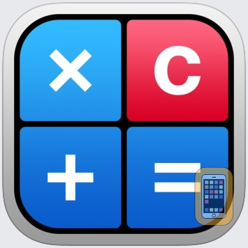 Calculator HD Pro by Cider Software LLC (Universal)