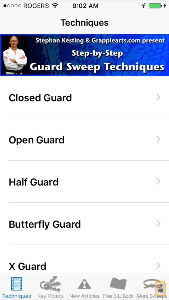 Screenshot - Guard Sweeps