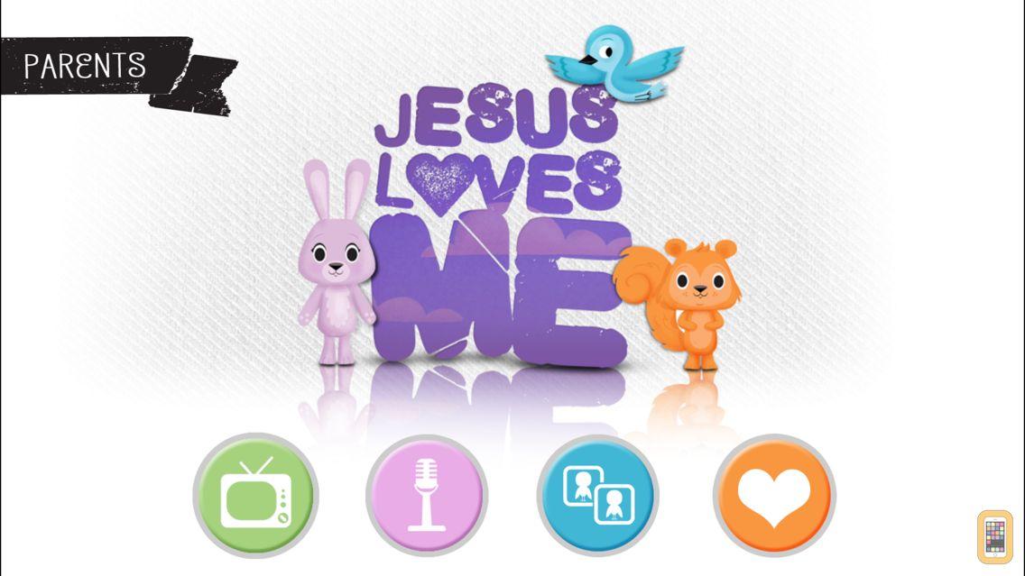 Screenshot - Jesus Loves Me