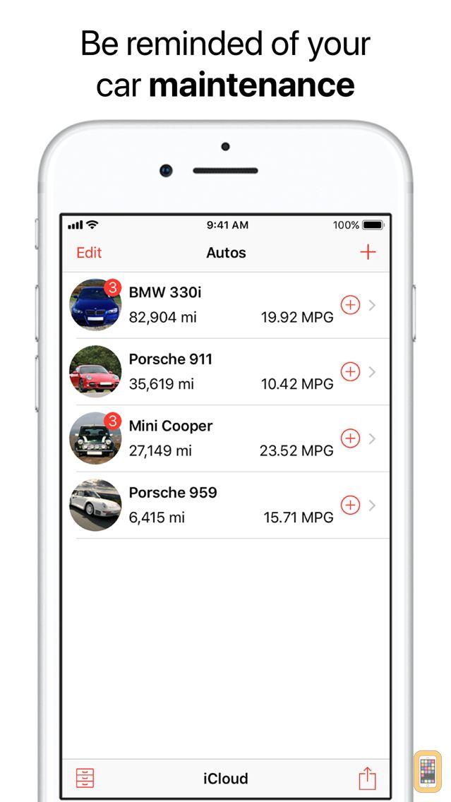 Screenshot - Auto Care 1
