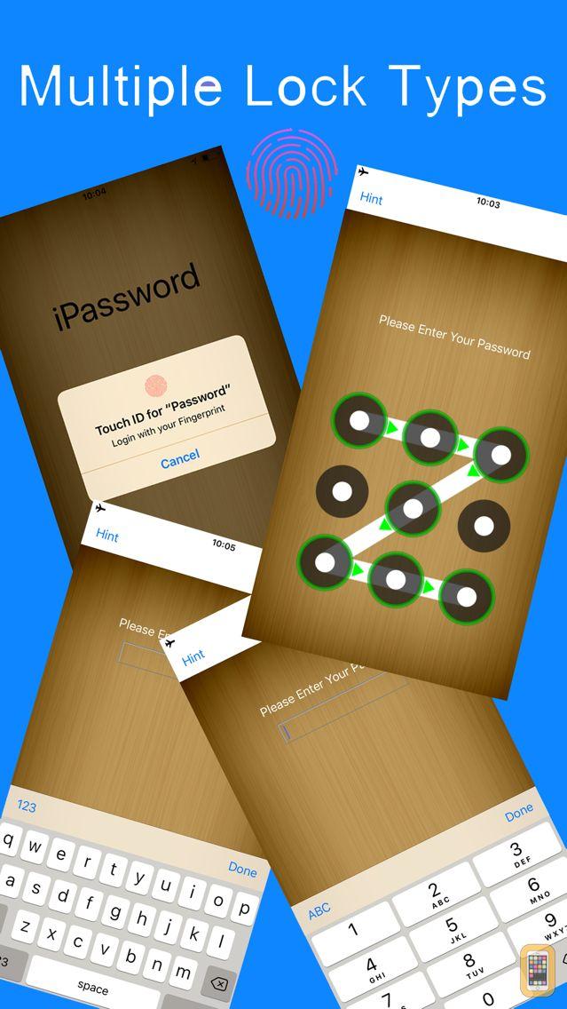 Screenshot - Password Manager ·