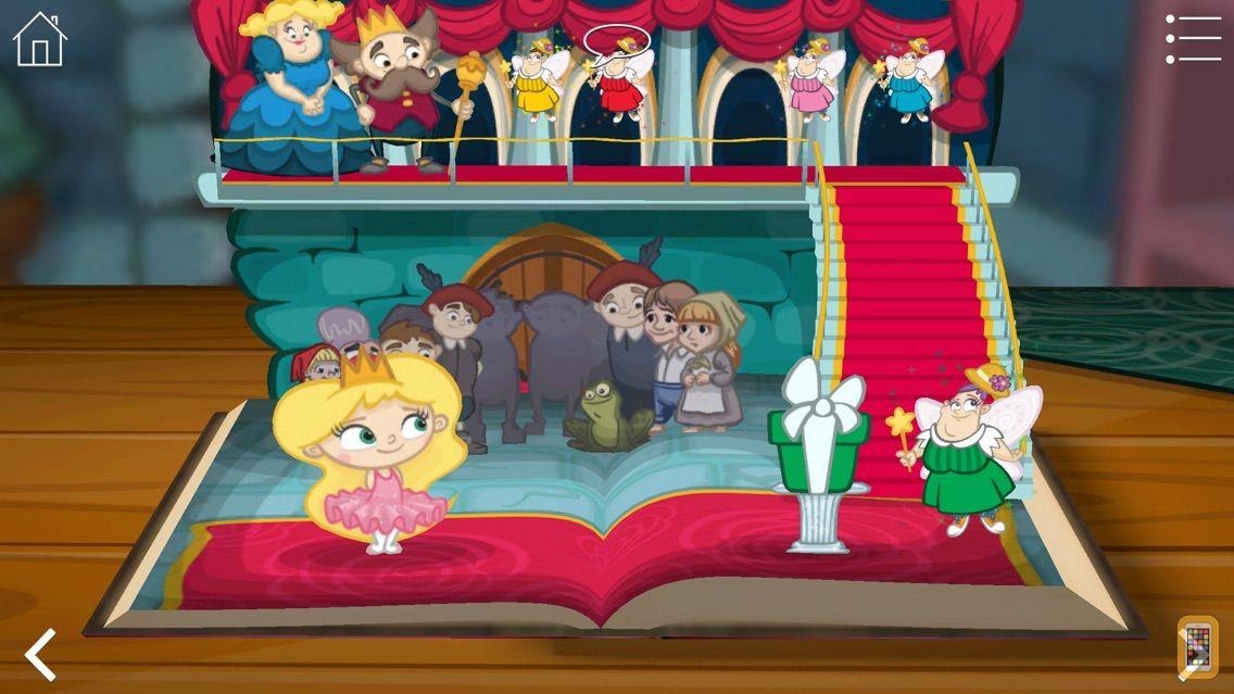 Screenshot - StoryToys Sleeping Beauty