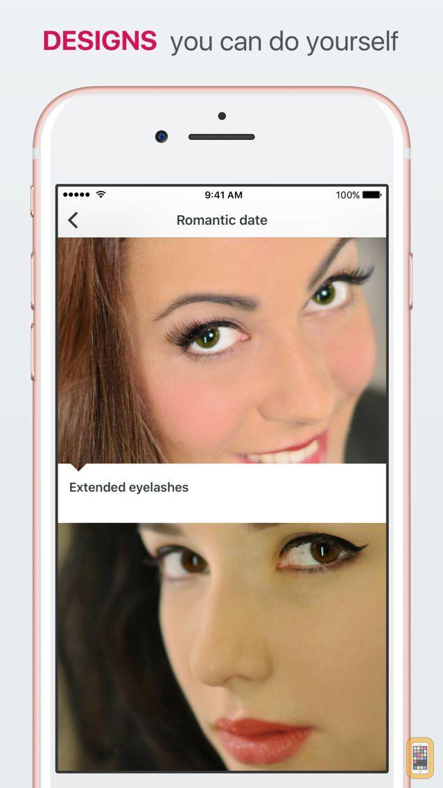 Screenshot - Makeup Designs