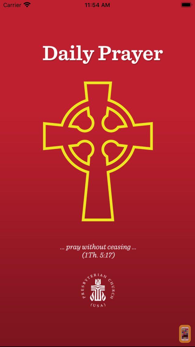 Screenshot - Daily Prayer PC(USA)