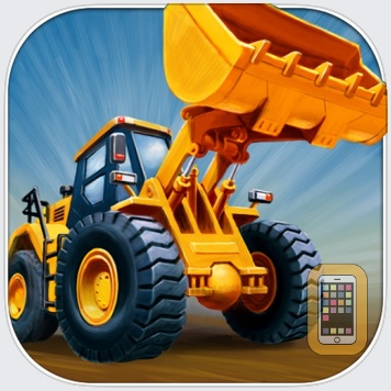 Kids Vehicles: Construction HD for the iPad by Yaycom s.c. (iPad)
