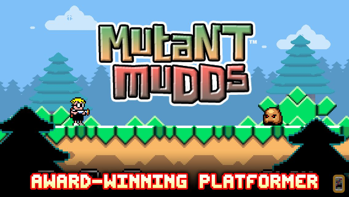 Screenshot - Mutant Mudds