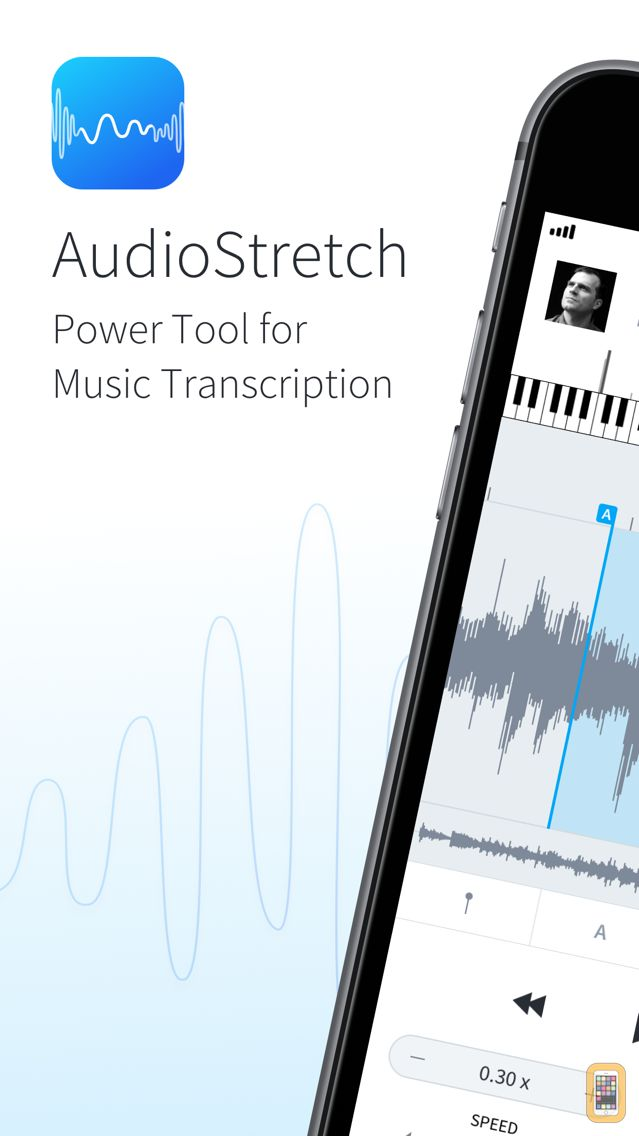 Screenshot - AudioStretch