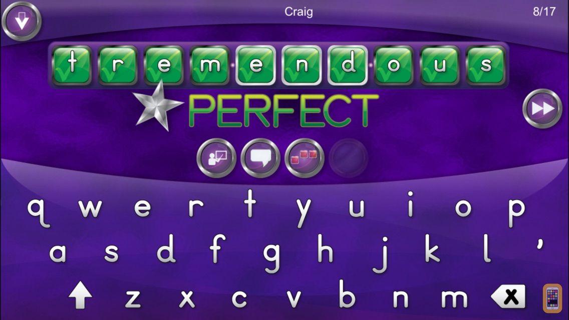 Screenshot - Simplex Spelling Phonics 3