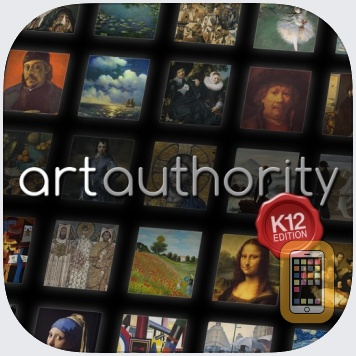 Art Authority K-12 for iPad by Open Door Networks, Inc. (iPad)