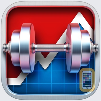 Gym Genius - Workout Tracker:  Log Your Fitness, Exercise & Bodybuilding Routines by Imran Parkar (iPhone)