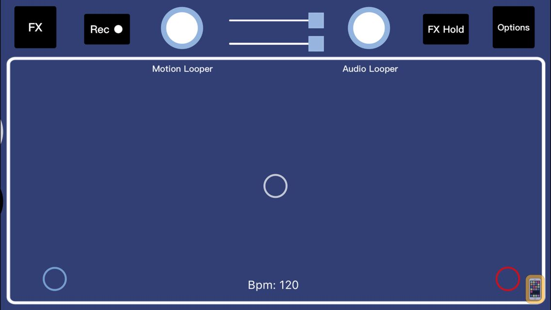 Screenshot - Echo Pad - Multi Effects Processor