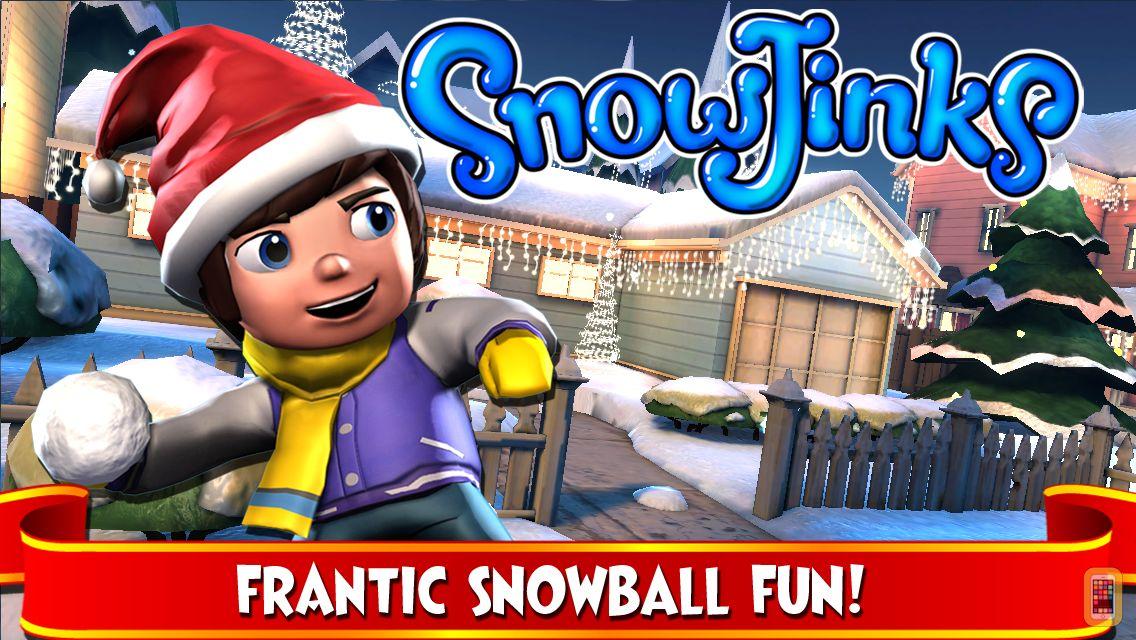 Screenshot - SnowJinks