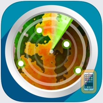 PocketRadar - my weather radar by Dmitry Alaev (Universal)