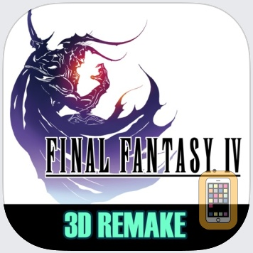 FINAL FANTASY IV (3D REMAKE) by SQUARE ENIX (Universal)