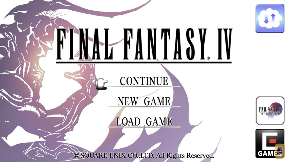 Screenshot - FINAL FANTASY IV
