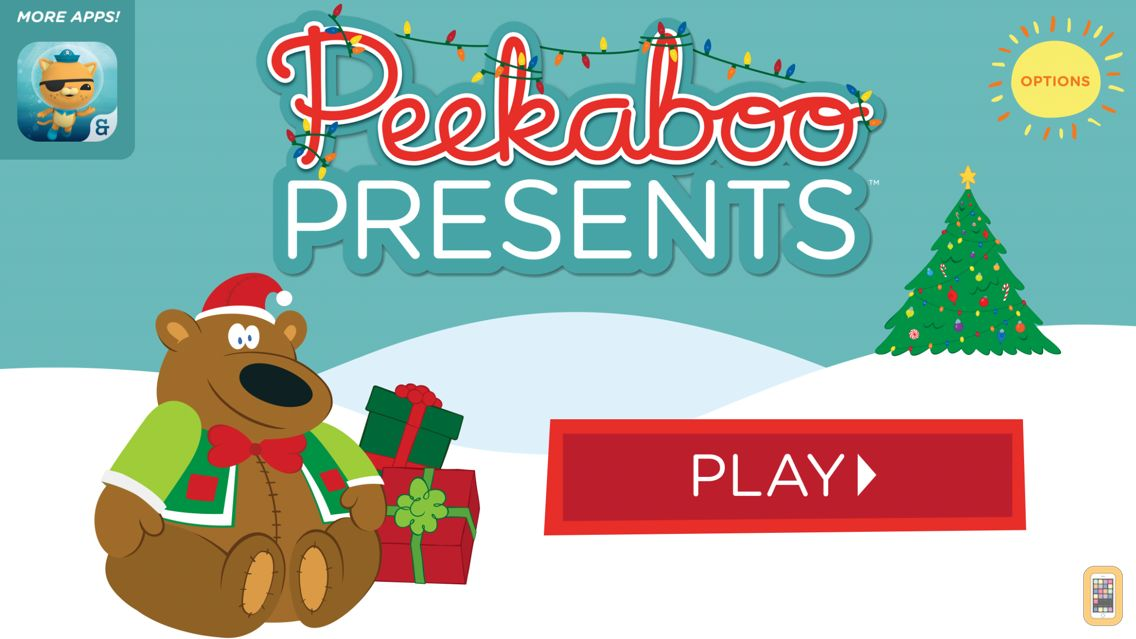 Screenshot - Peekaboo Presents