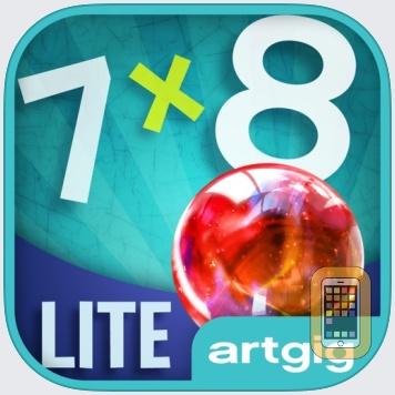 Marble Math Multiplication by Artgig Studio (iPad)